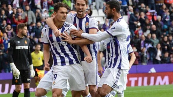 Enes Ünal siftah yaptı Valladolid üçledi