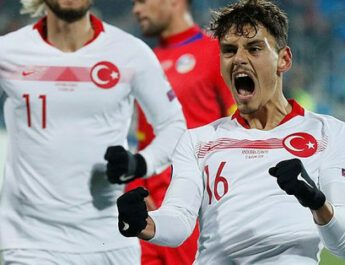 Enes Ünal'lı A Milli Futbol Takımı, deplasmanda Sırbistan'la 0-0 berabere kaldı